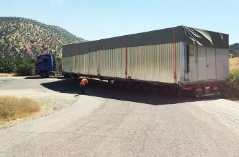 project logistics consultancy